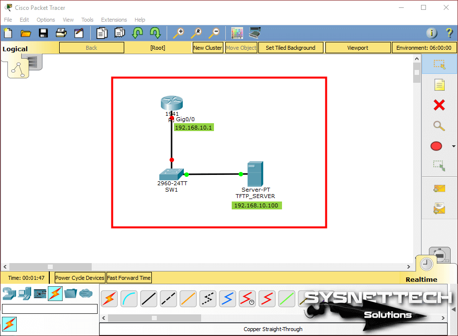 what application lets me open packet tracer