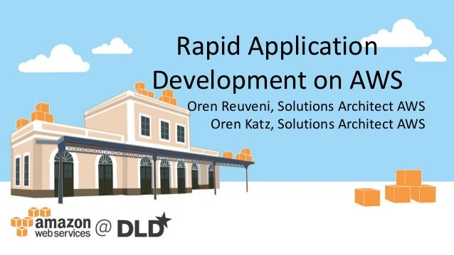 rapid application development user design phase