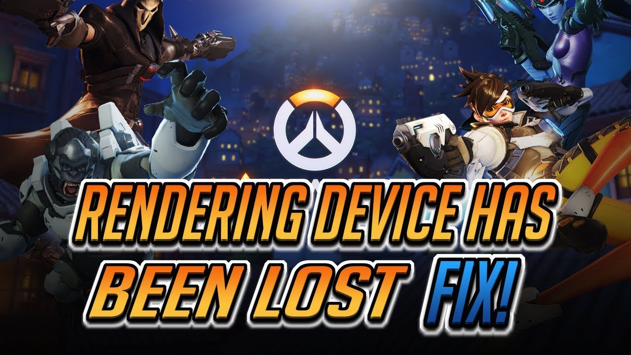 lost rendered device closing application