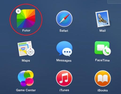 how do i delete mac applications