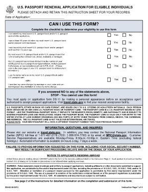 fill out canadian passport application