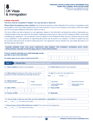 how to fill in a firearms application form uk