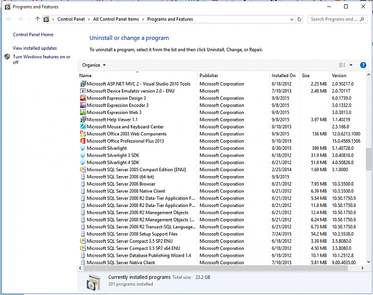 ms office applications not opening