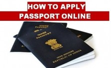 indian passport renewal online application form download