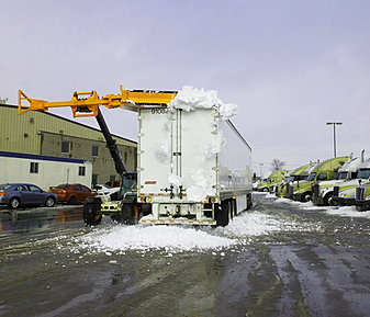 trailer snow removal mobile application