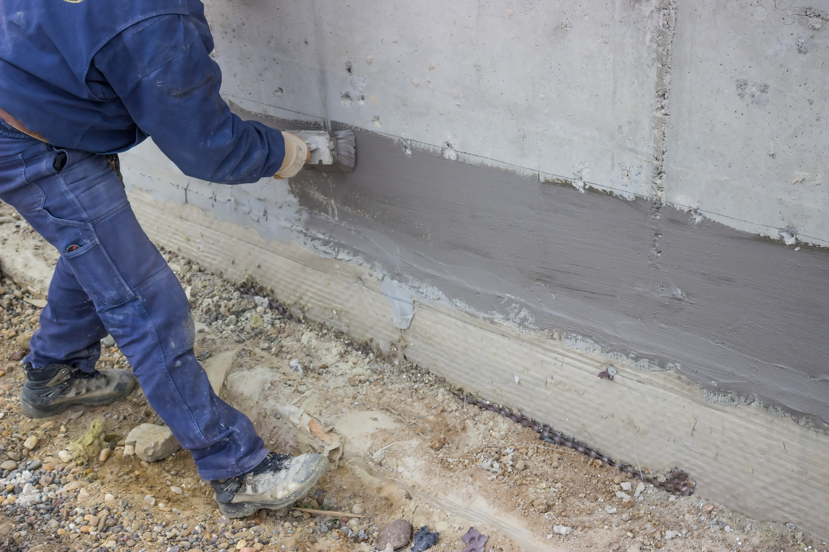 anti slip tape application instructions on painted concrete
