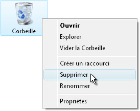 supprimer un dossier creer dans mes applications android