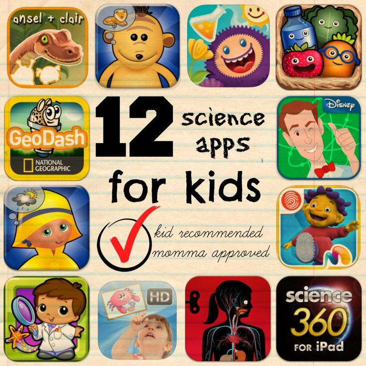 best ipad applications for preschoolers
