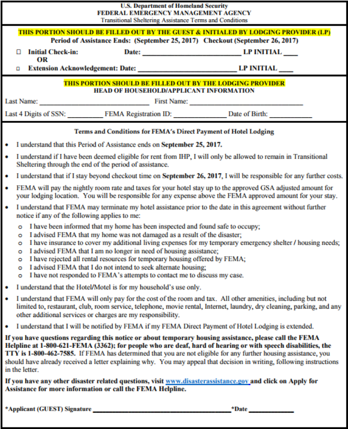 local welfare provision application form