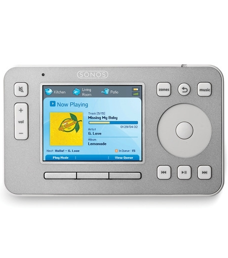 application sonos pour tablette android