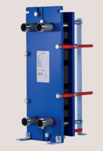 fully welded heat exchanger applications
