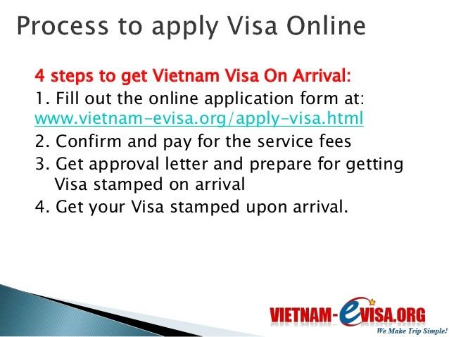 vietnam application entry exit visa form