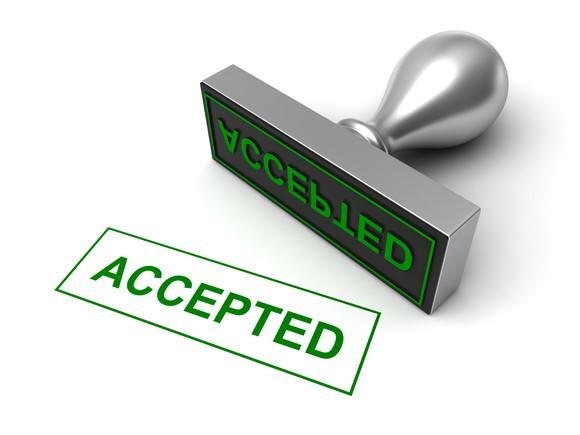 what happened when vfs send you application accepted