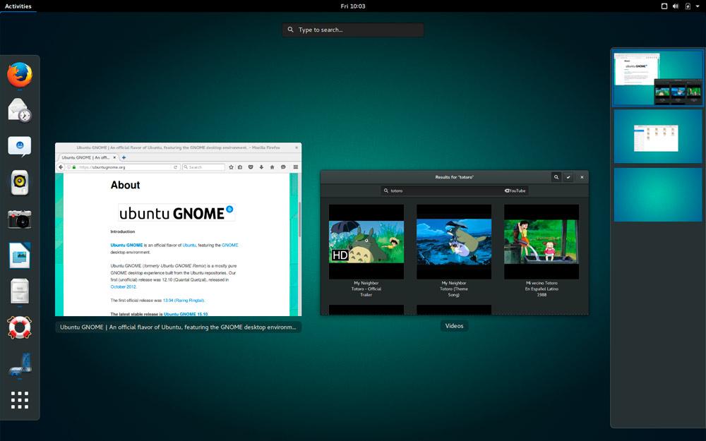 ubuntu gnome application menu missing