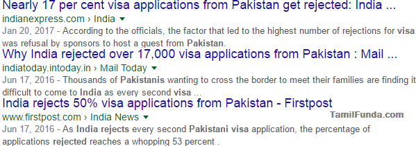 how track my visa application in india
