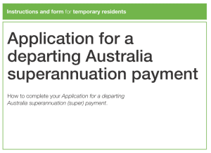 temporary resident visa application form australia