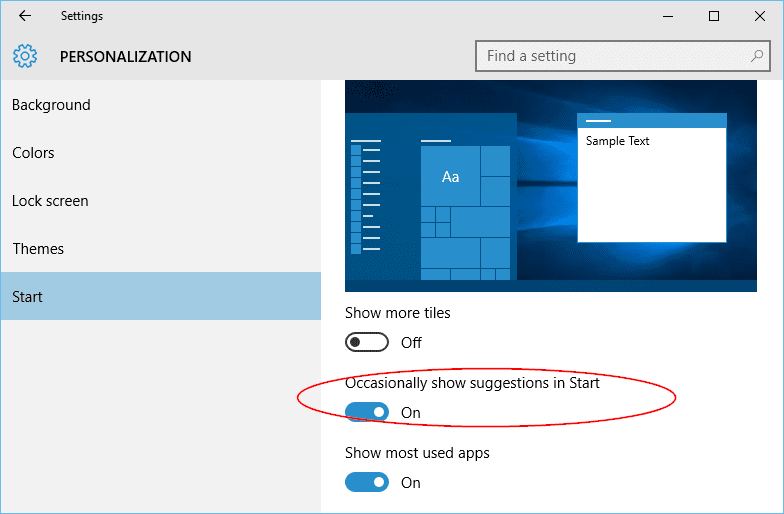 how to turn off applications on start up windows 10
