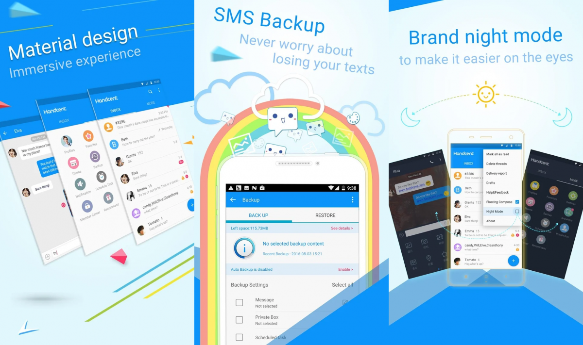 facebook messenger application android download