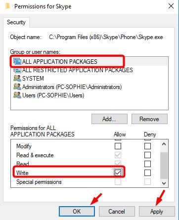 windows update 100 disk usage no application