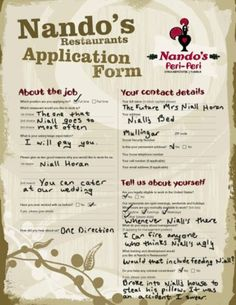 mcdonalds job application for youth
