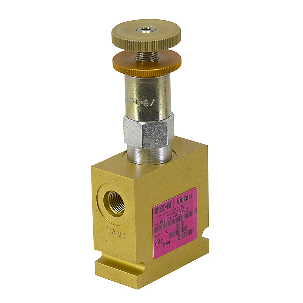 hydraulic sequence valve applications machines
