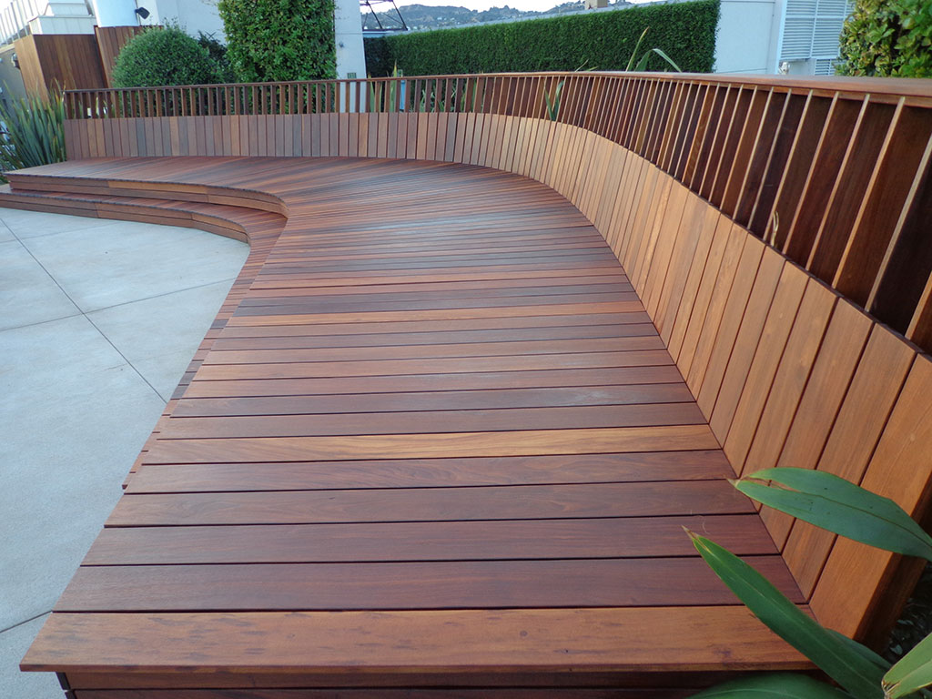 trex decking cold weather application