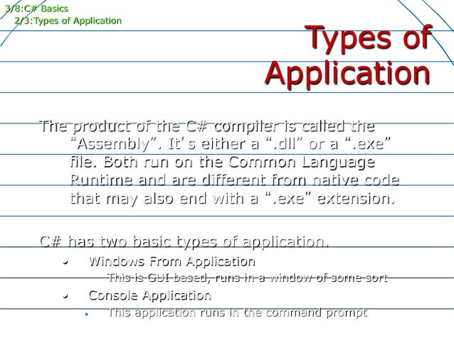 console based application in java meaning