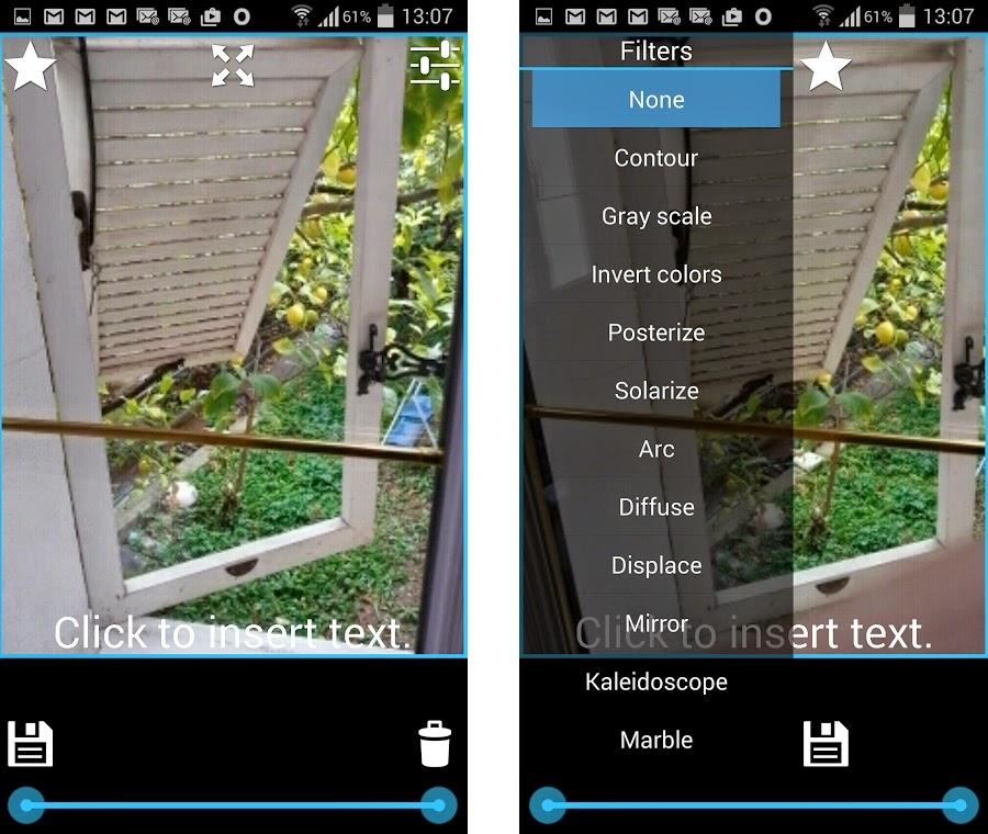 application pour ecrire sur une photo iphone