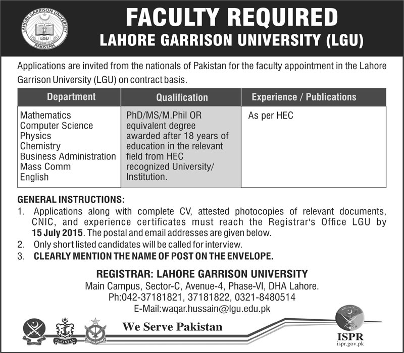 university of wayamba application form post of lecturer