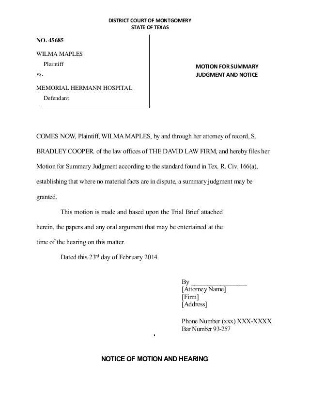 reply affidavit application ontario civil