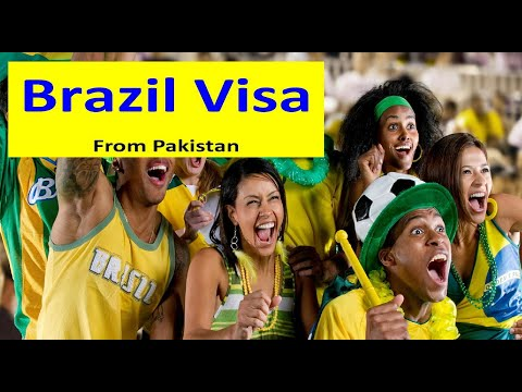 brazil travel visa application calgary