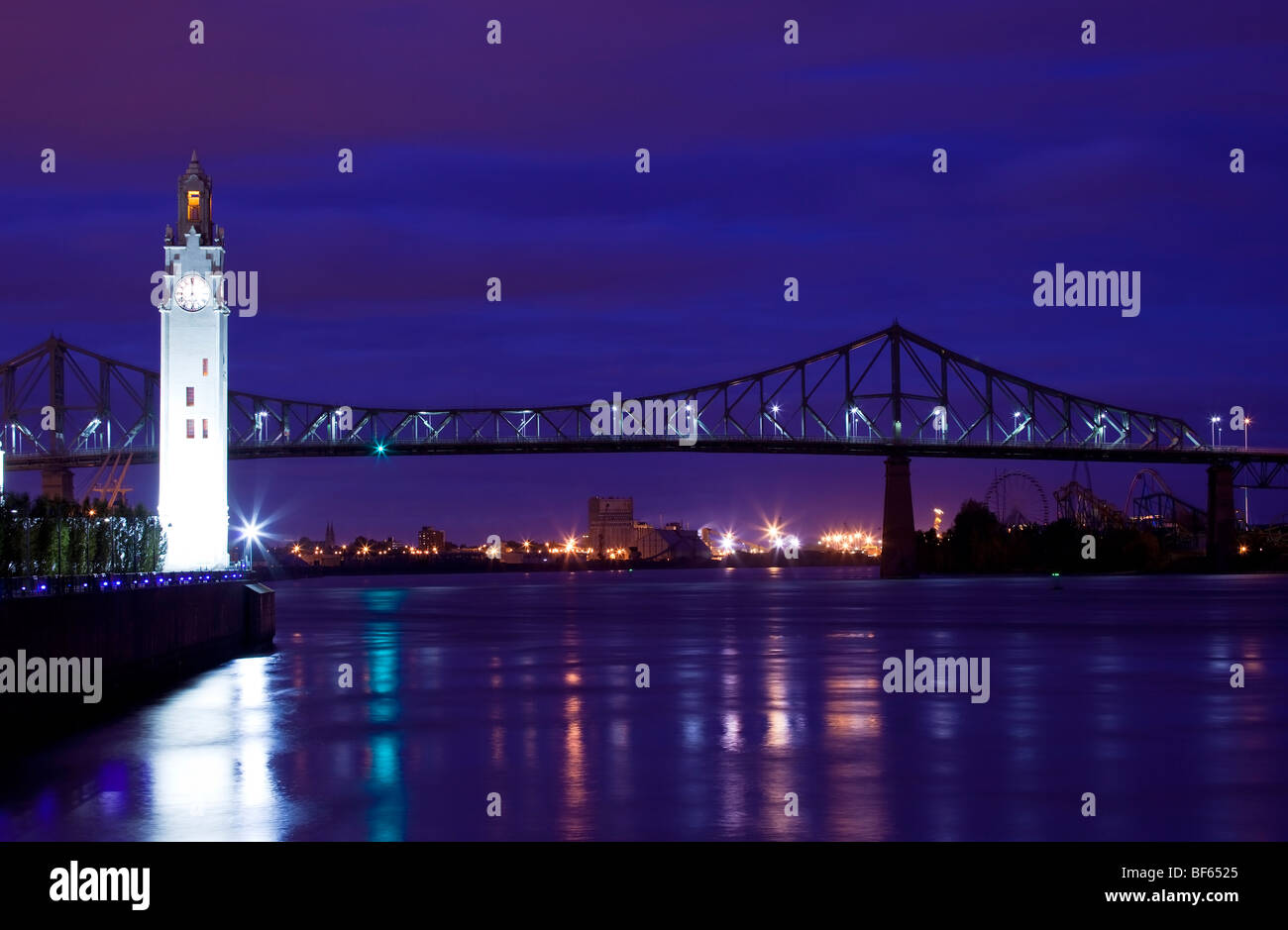 montreal jacques cartier bridge lights application
