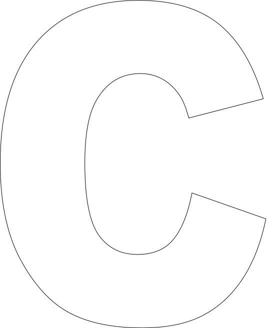 c console application print matrix