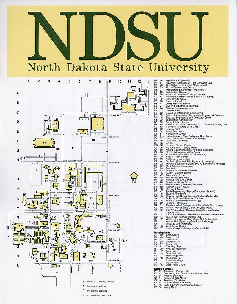 north dakota state university application