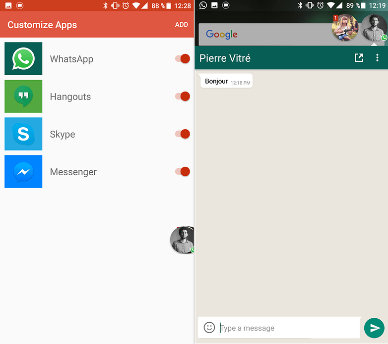 application android bien etre gratuite