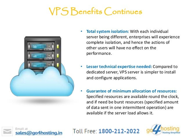 do vps get application and access conbtrol