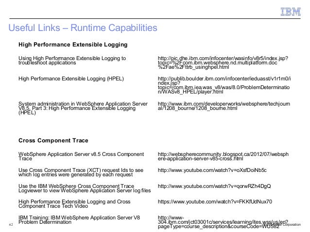 websphere application server v9 infocenter