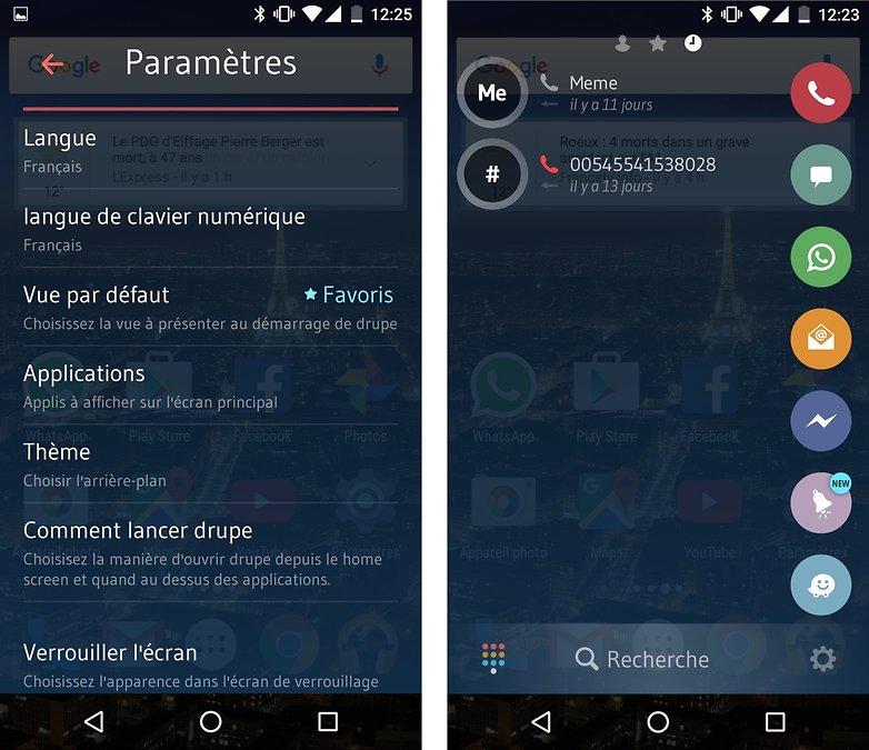 type application iphone fonctionne plus apres mise jour