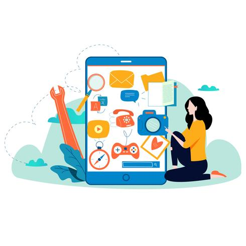 stages of mobile application development