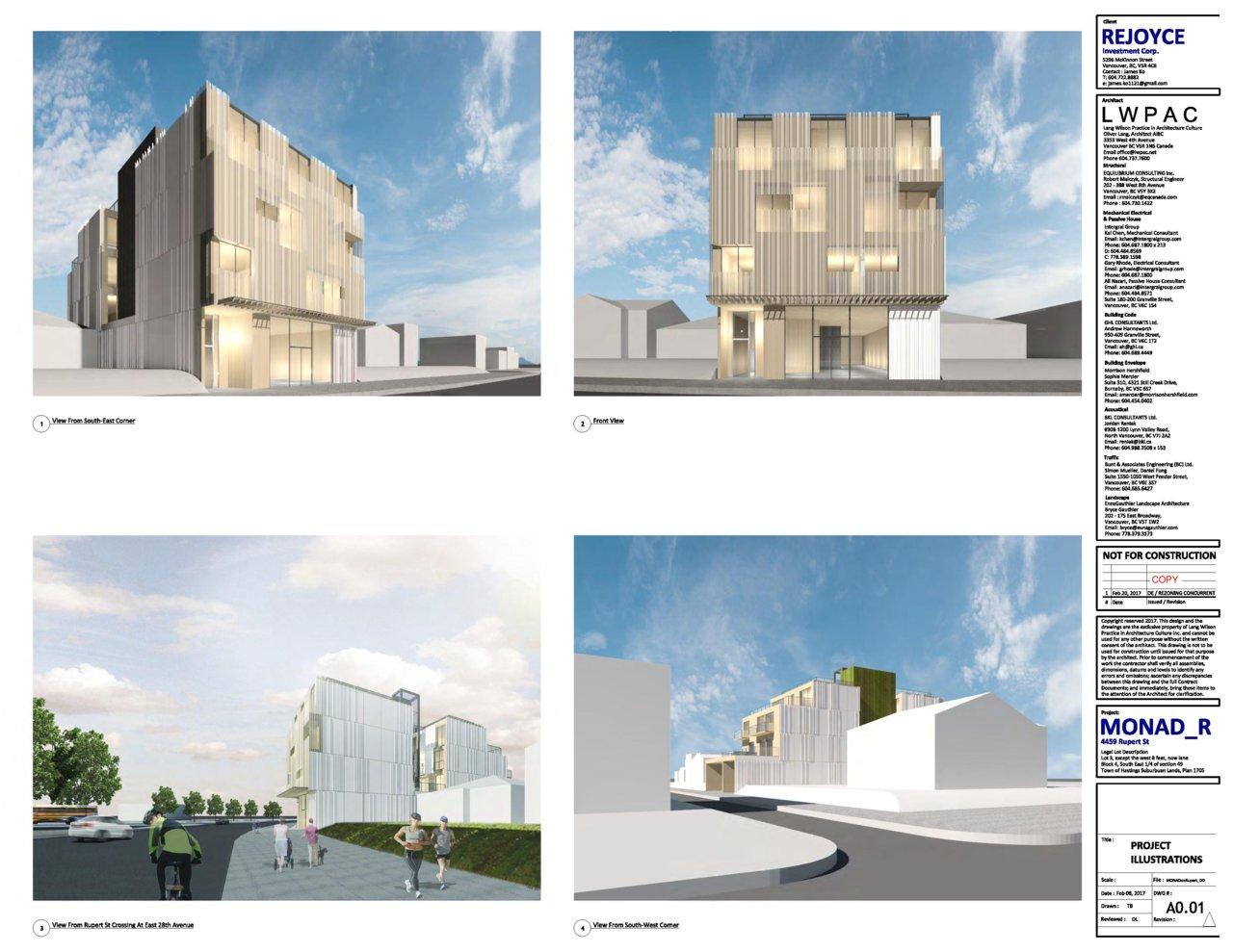 city vancouver building grade application