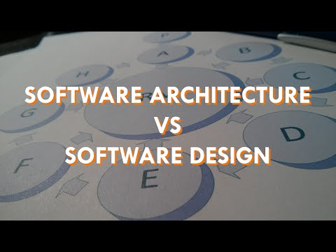 difference between application architect and software architect
