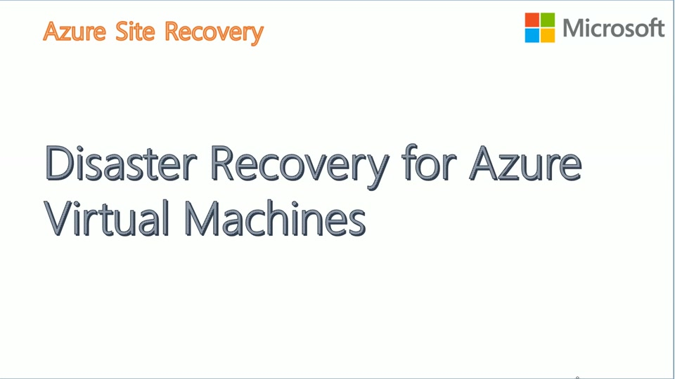 2017 disaster recovery application download