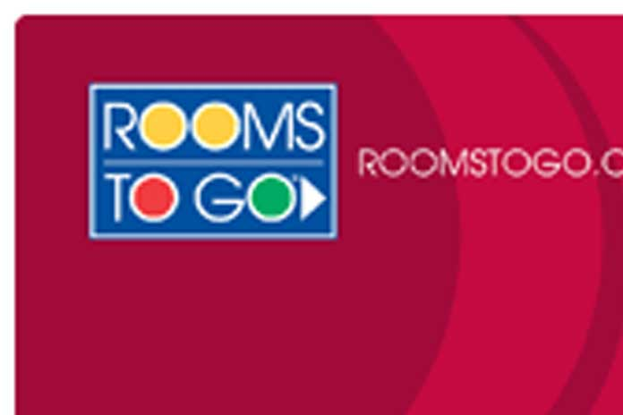 rooms to go card application