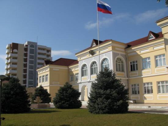 russian embassy tourist visa application