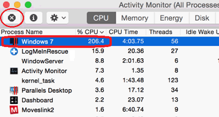 quit applications running in background mac