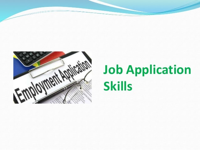 strengths and talents job application