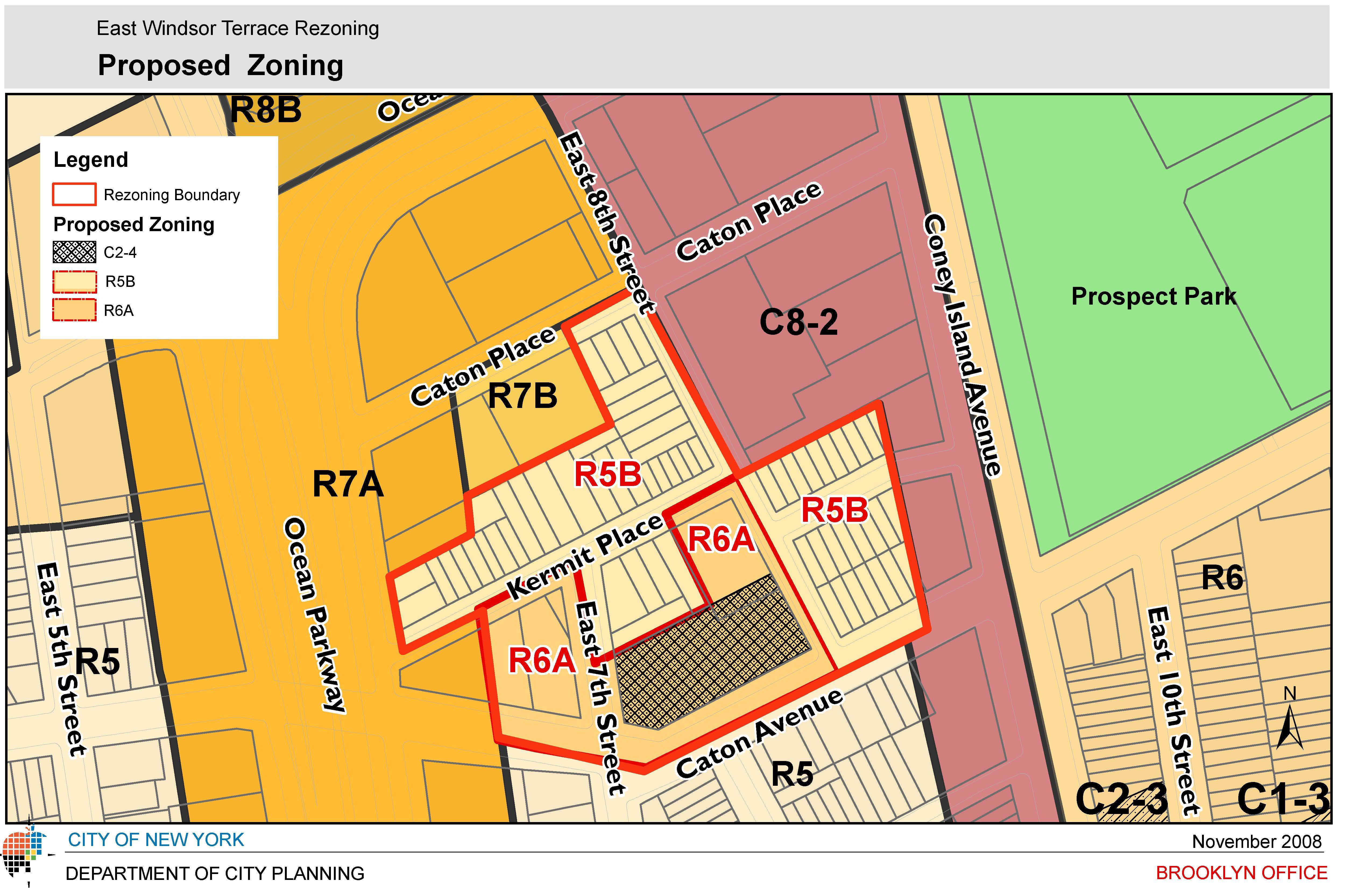 city of windsor zoning application