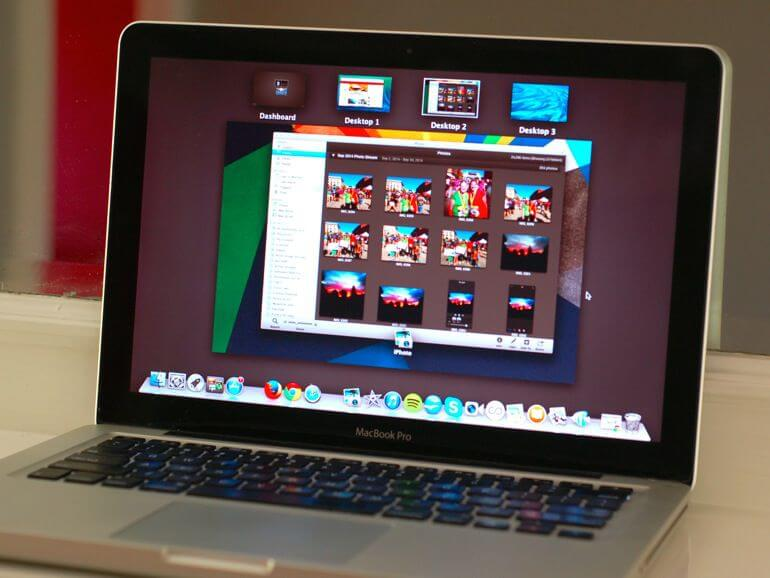 comment effacer application sur macbook