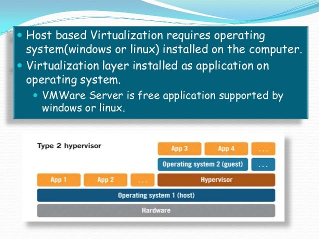 what distinguishes an operating system from an application