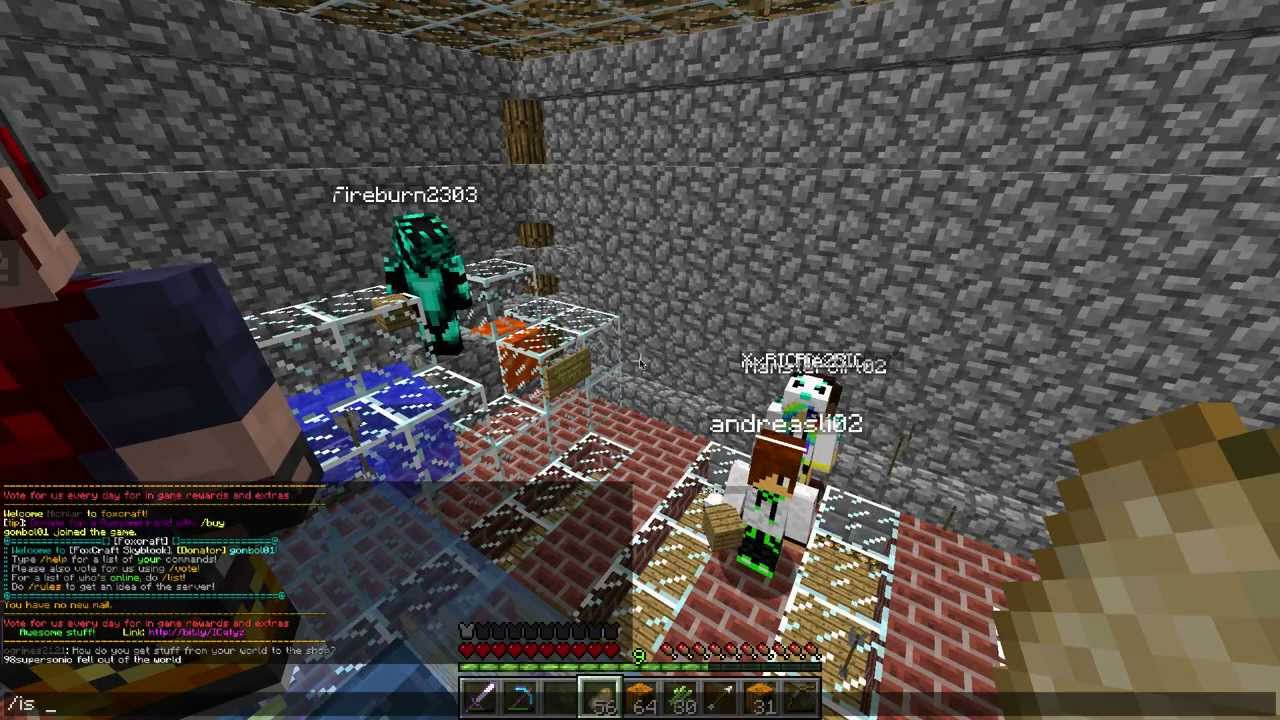 minecraft servers looking for staff no application